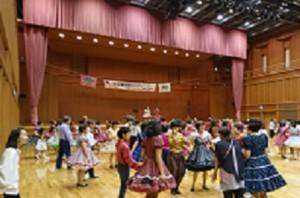 DoSaDoパーティーの様子(2018年11月18日)